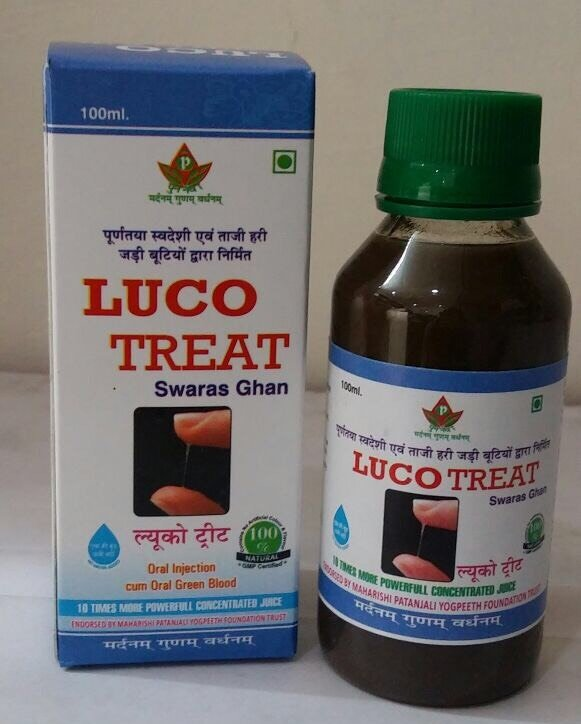 LUCO TREAT SWARAS GHAN
