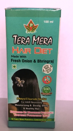 TERA MERA HAIR DIET