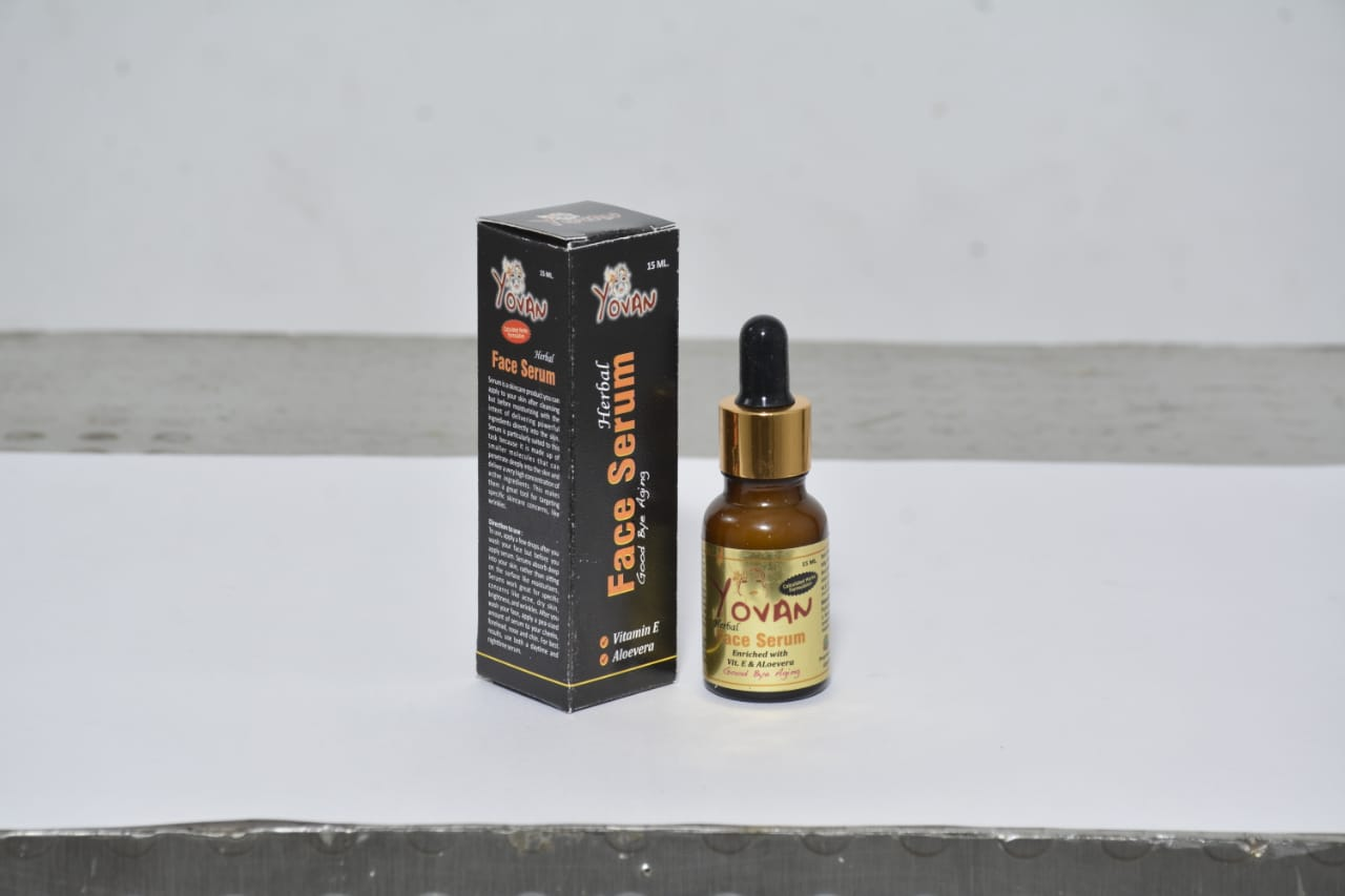 YOVAN FACE SERUM