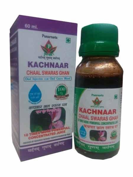 Kachnaar swaras Ghan