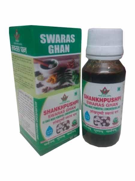 Shankhpushpi Swaras Ghan.