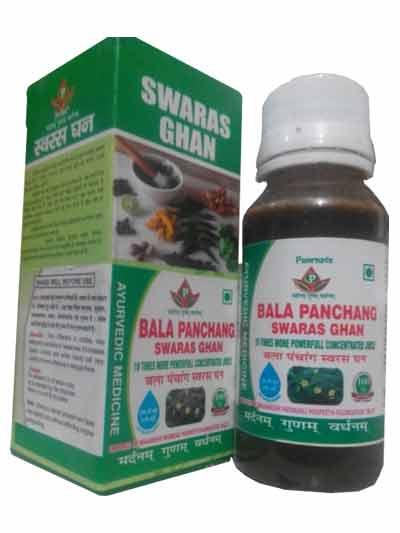 Bala Panchang Swaras Ghan.