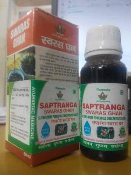 Saptranga Swaras Ghan