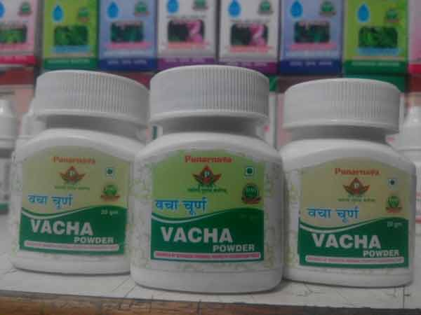 Vacha Churan Powder.