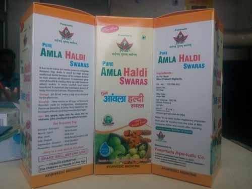 Amla Haldi Swaras.