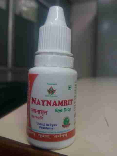 Nayanamrit Eye Drop.
